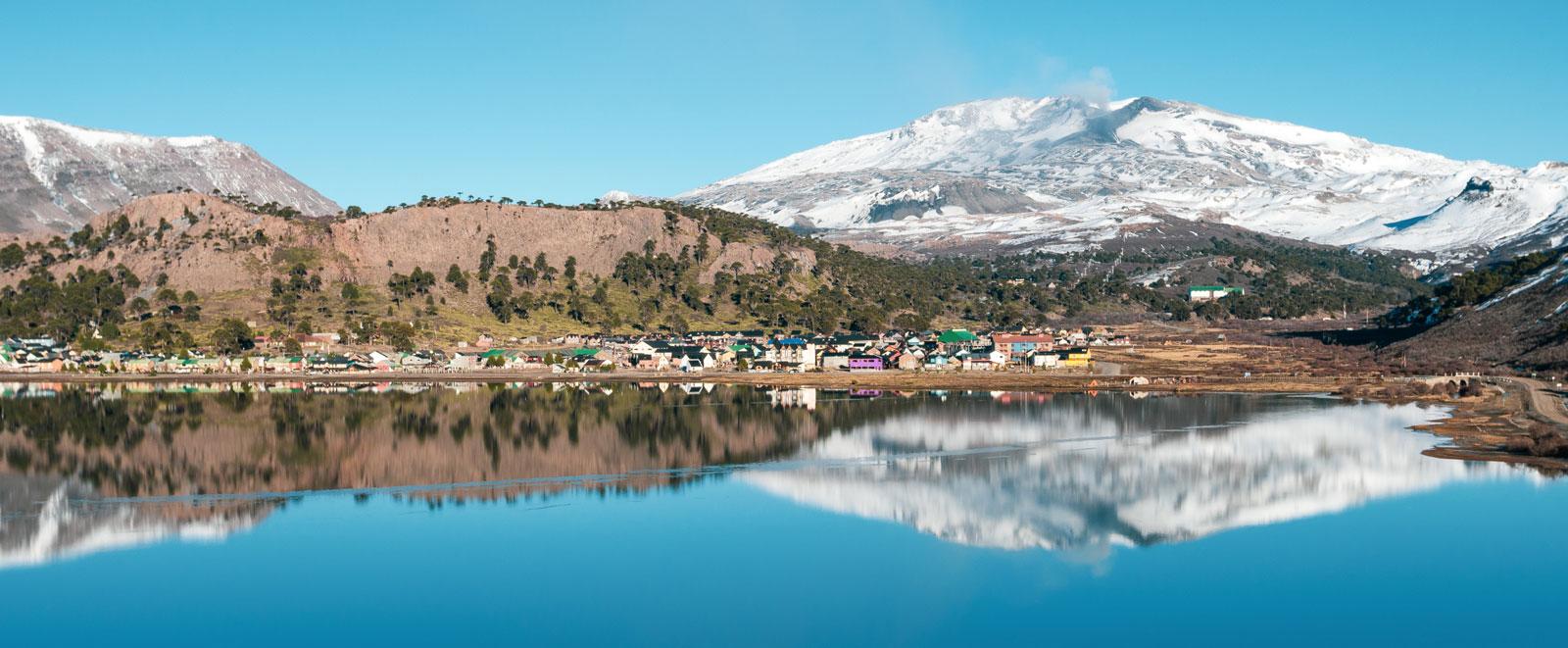 The town of Cavihavue. Photo Courtesy: Ben Girardi - Adventure in Argentina