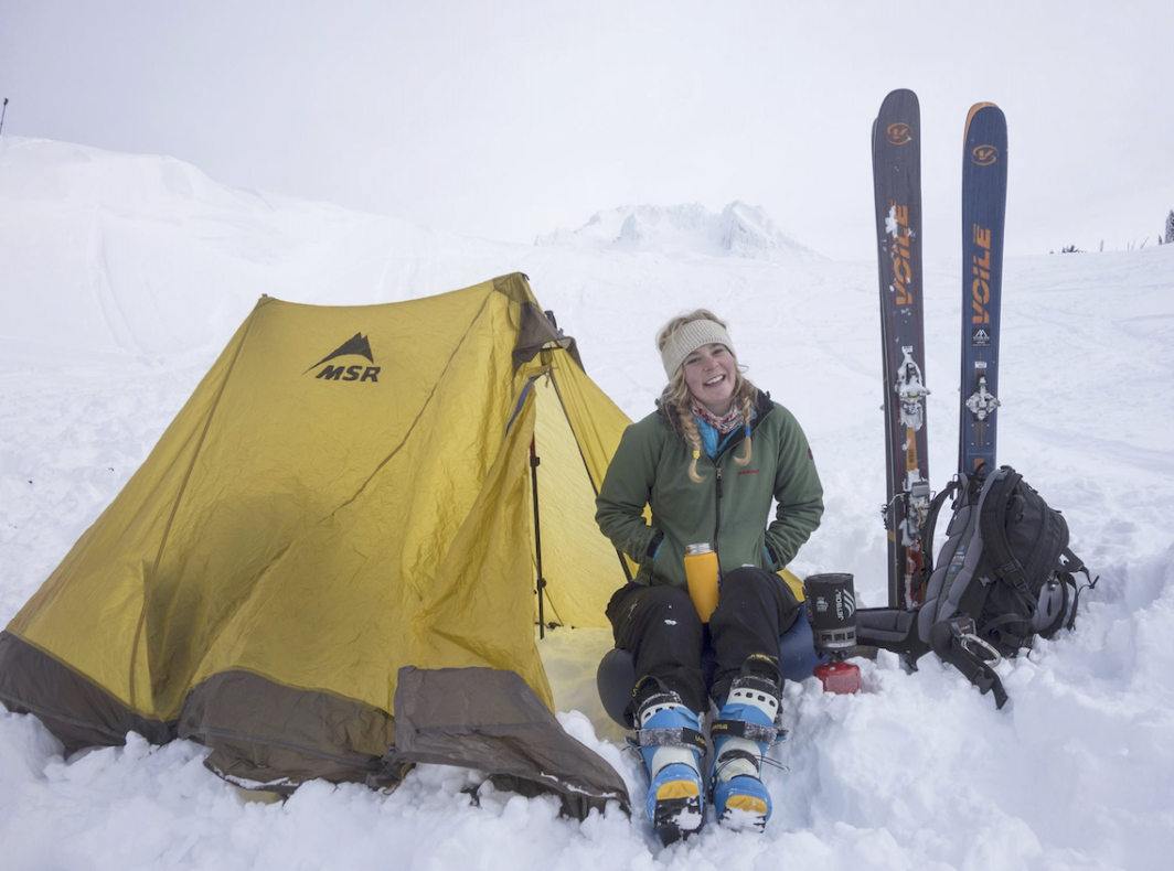 Scholarship for Women in the Backcountry