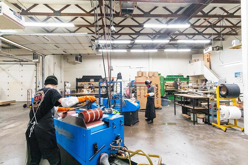 skis made in utah warehouse
