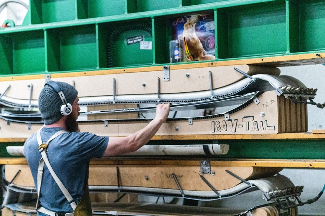 skis made in utah press