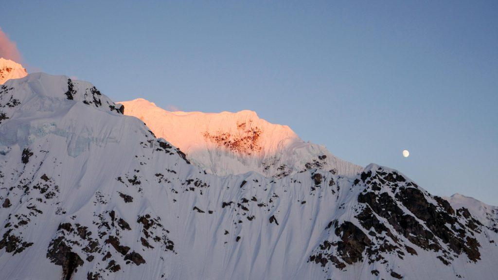 Emily Sullivan - backcountry skiing photography