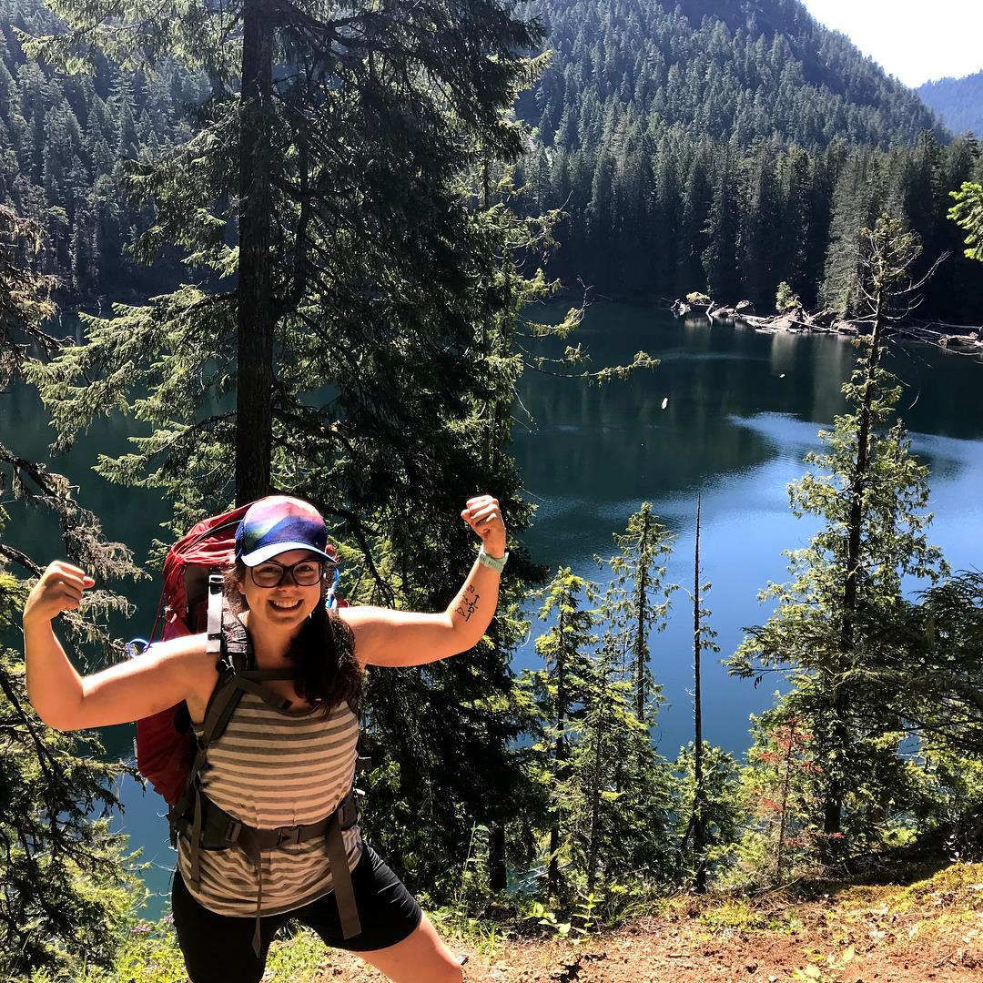 Women's Backcountry Scholarship - Emily Johnston