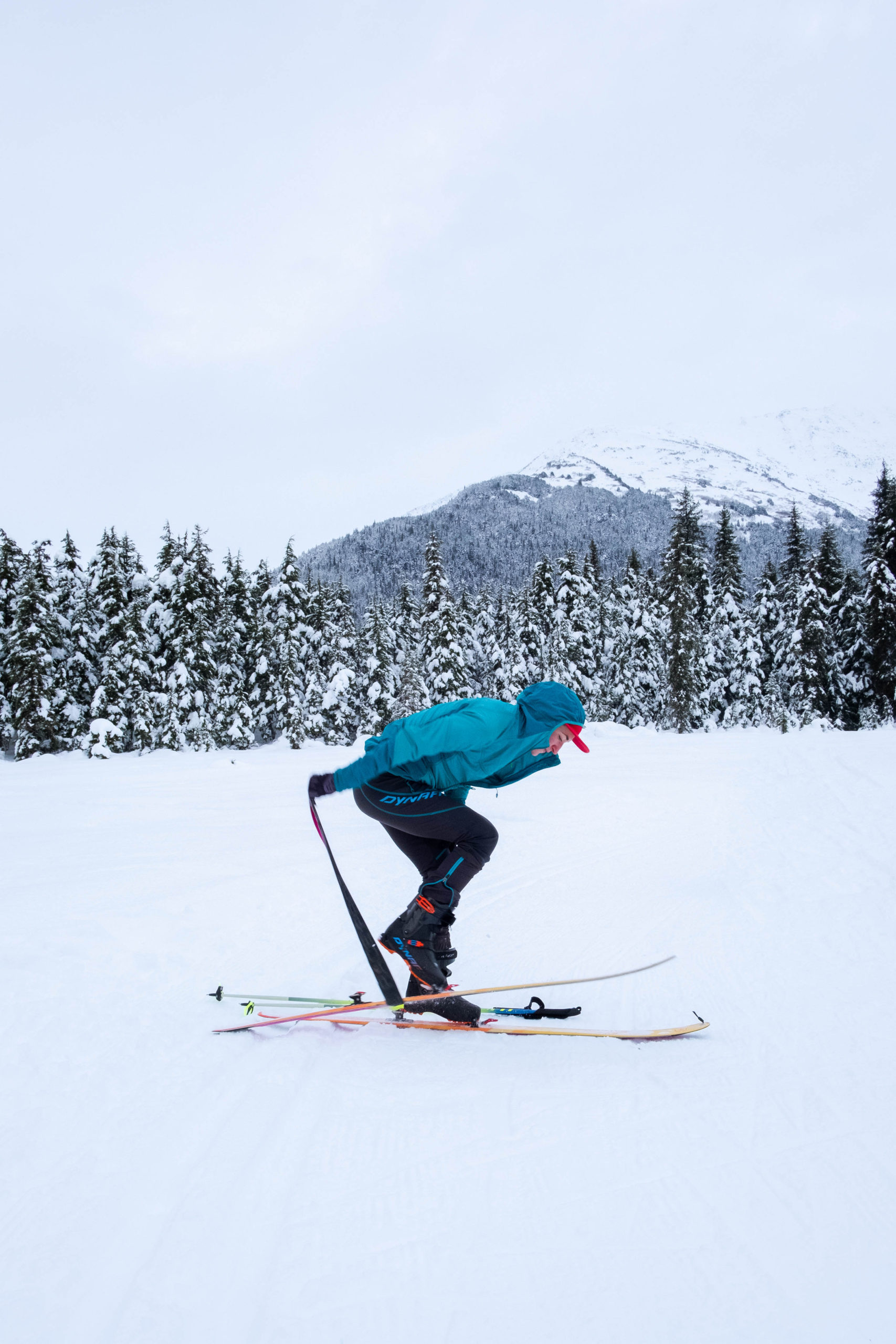 Beginner's Guide to SkiMo Racing WSP transition practice, CREDIT emily sullivan (1)