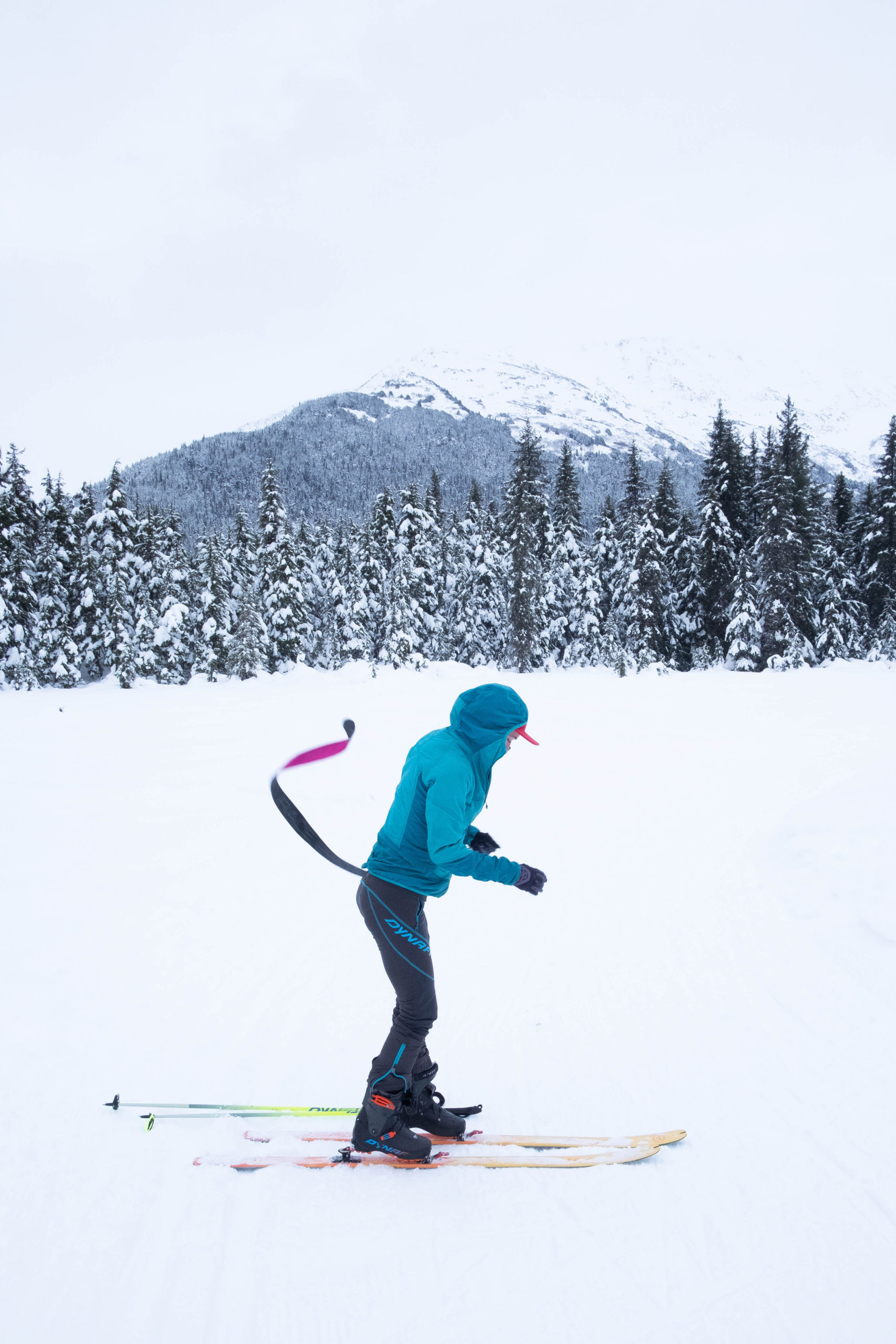 Beginner's Guide to SkiMo Racing WSP transition practice2, CREDIT emily sullivan