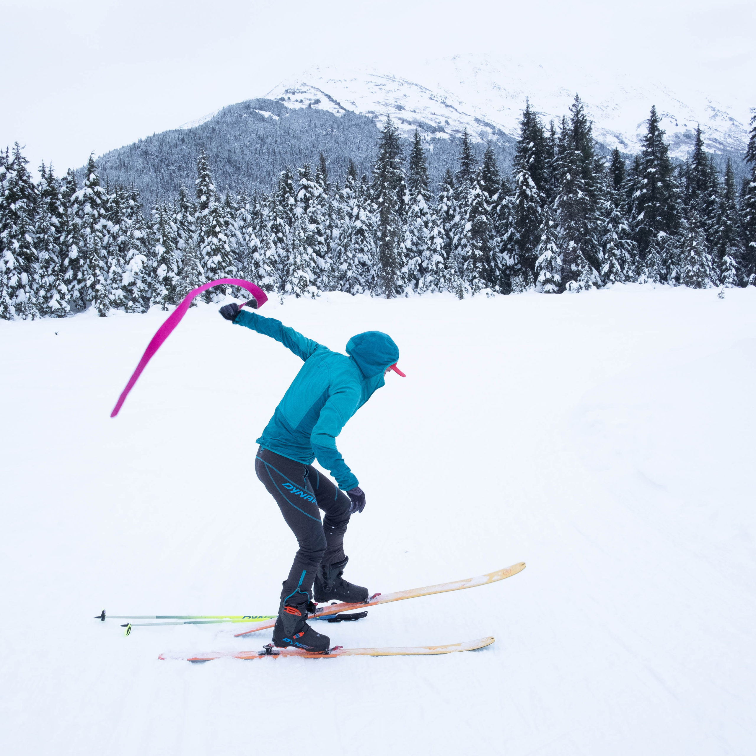Beginner's Guide to SkiMo Racing WSP transition practice4, CREDIT emily sullivan