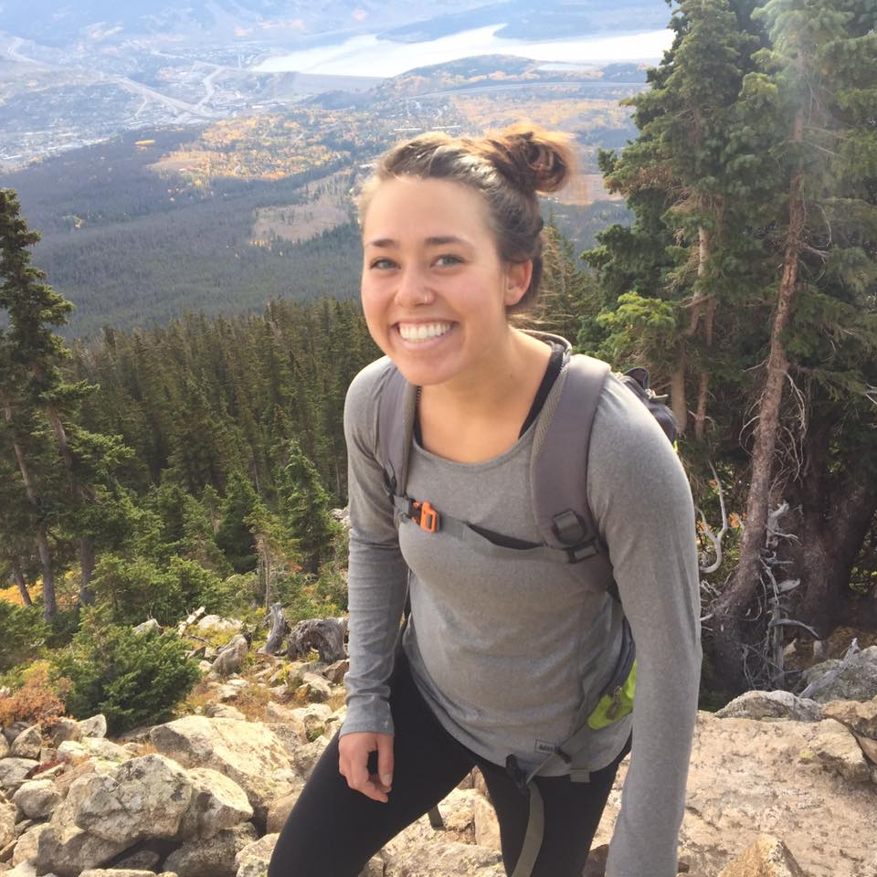 Women's Backcountry Scholarship - Lindsey Derus