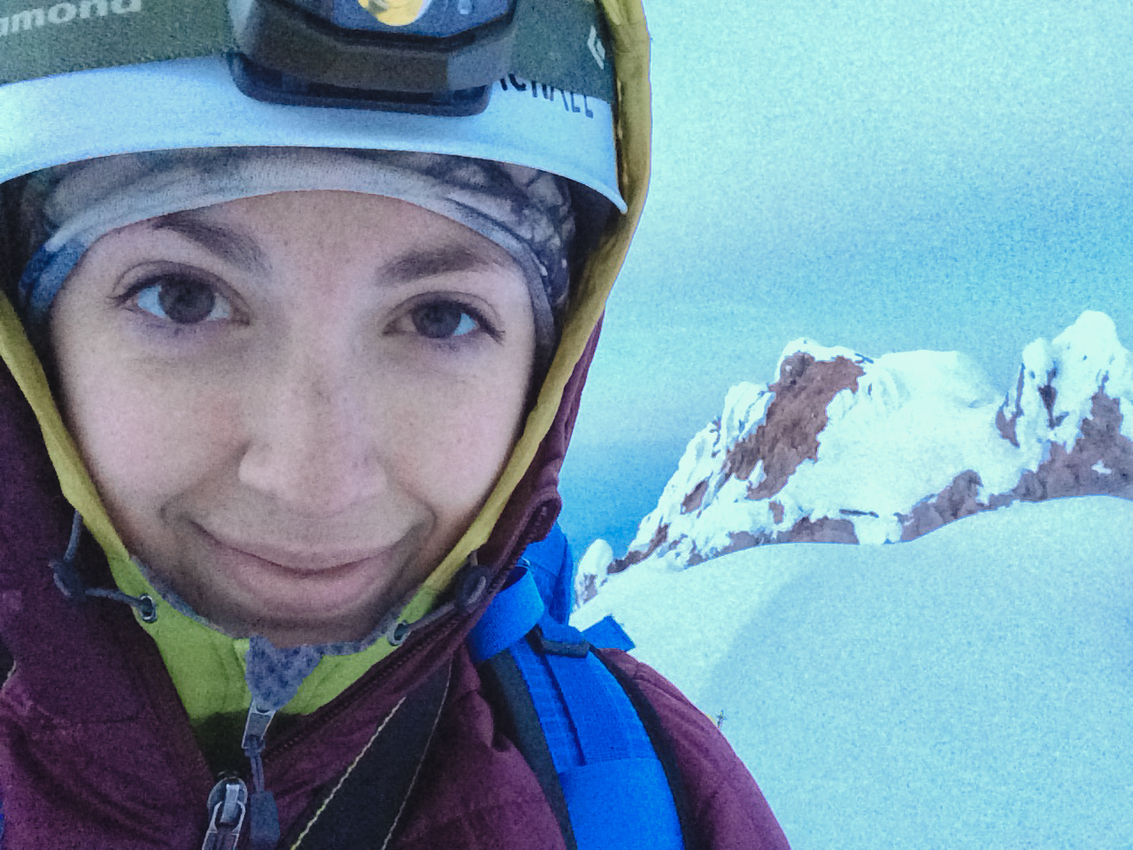 Women's Backcountry Scholarship - Rachael Pike