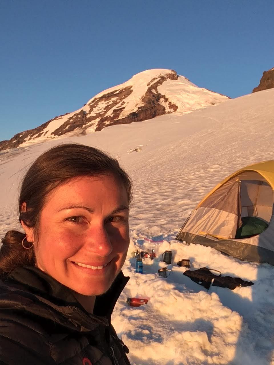 Women's Backcountry Scholarship - Bridget Franek