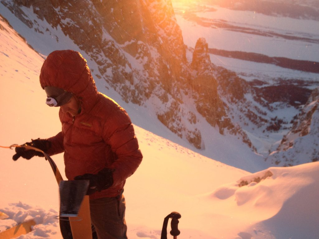 Better camera would have been better-ski-expedition