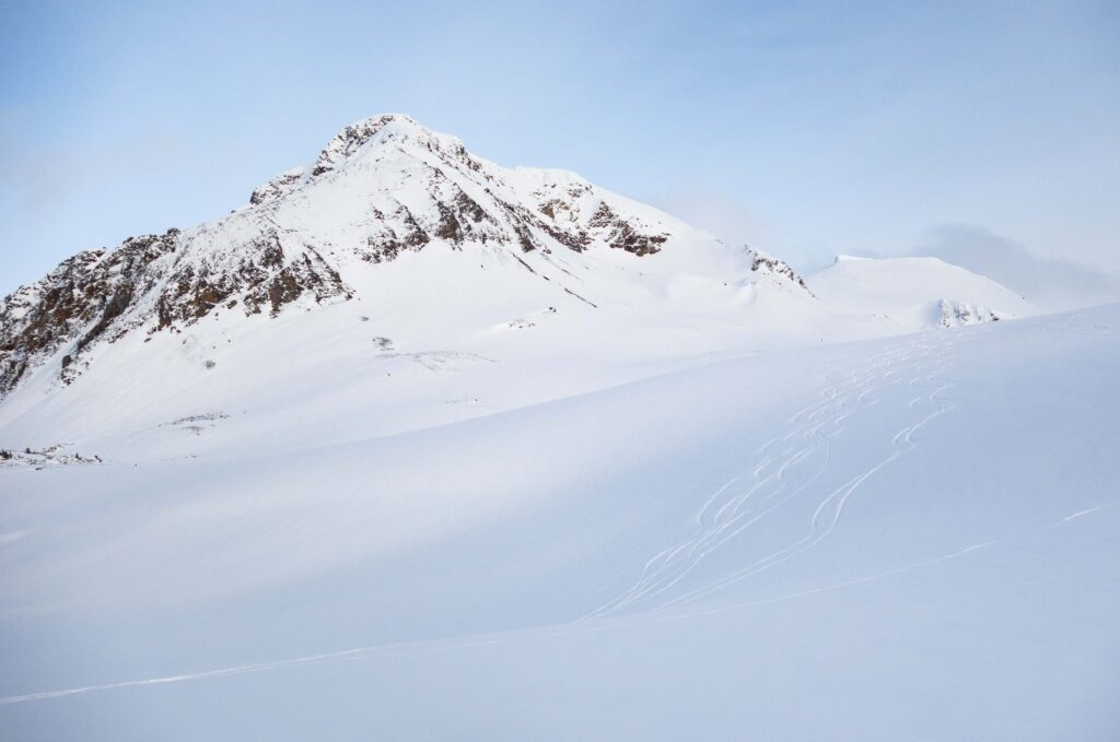 Avalanche Advice for Backcountry Beginners safe terrain