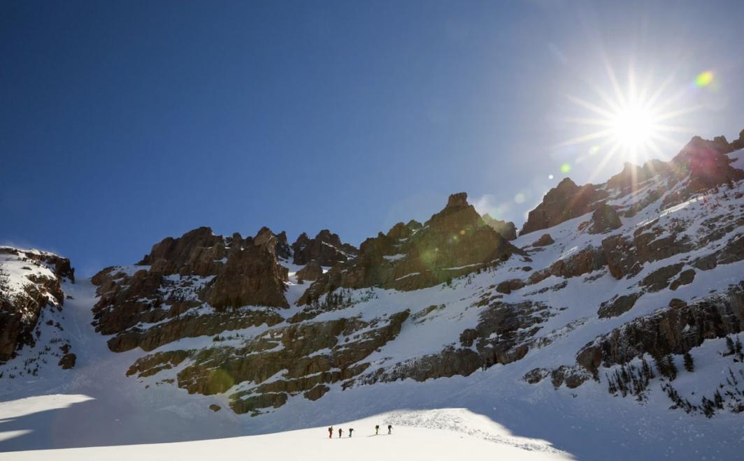 guided_ski_tours_in_utah_Uintas