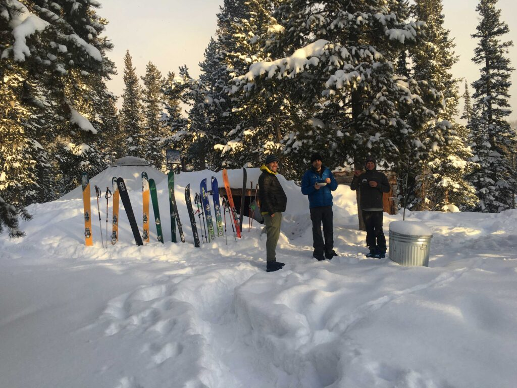 Guided Ski Tours In Utah With Inspired Summit Adventures Page 4 Of 6 Voile