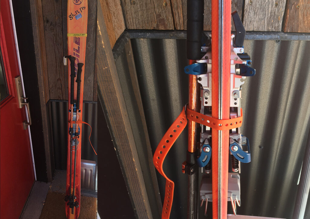 Telemark Ski Mountaineer SuperChargers