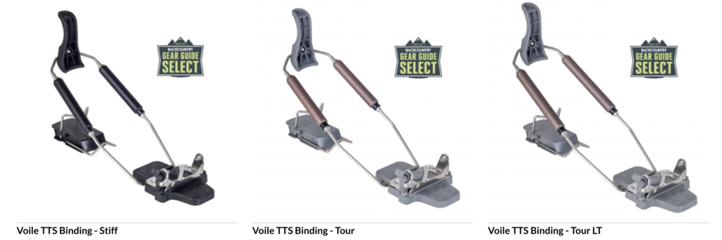 Voile TTS Binding Cartridges