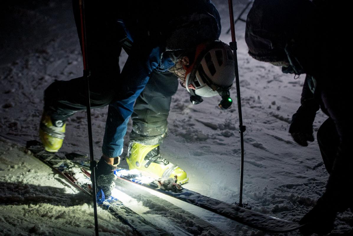 Last Skier Standing Voile Strap