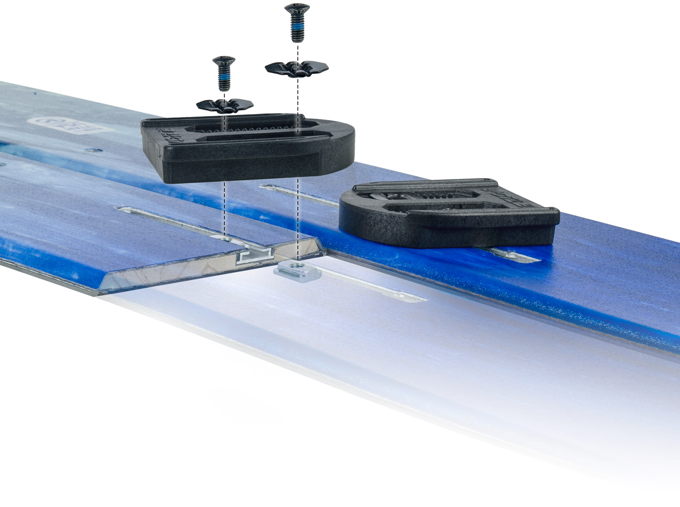 Voile Splitboard Channel Puck System