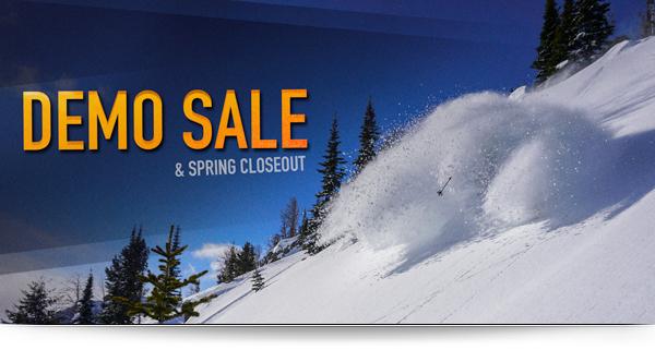 Demo Gear is On Sale