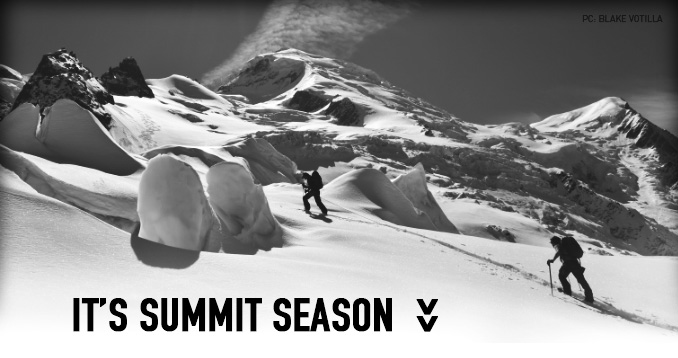 It's Summit Season!