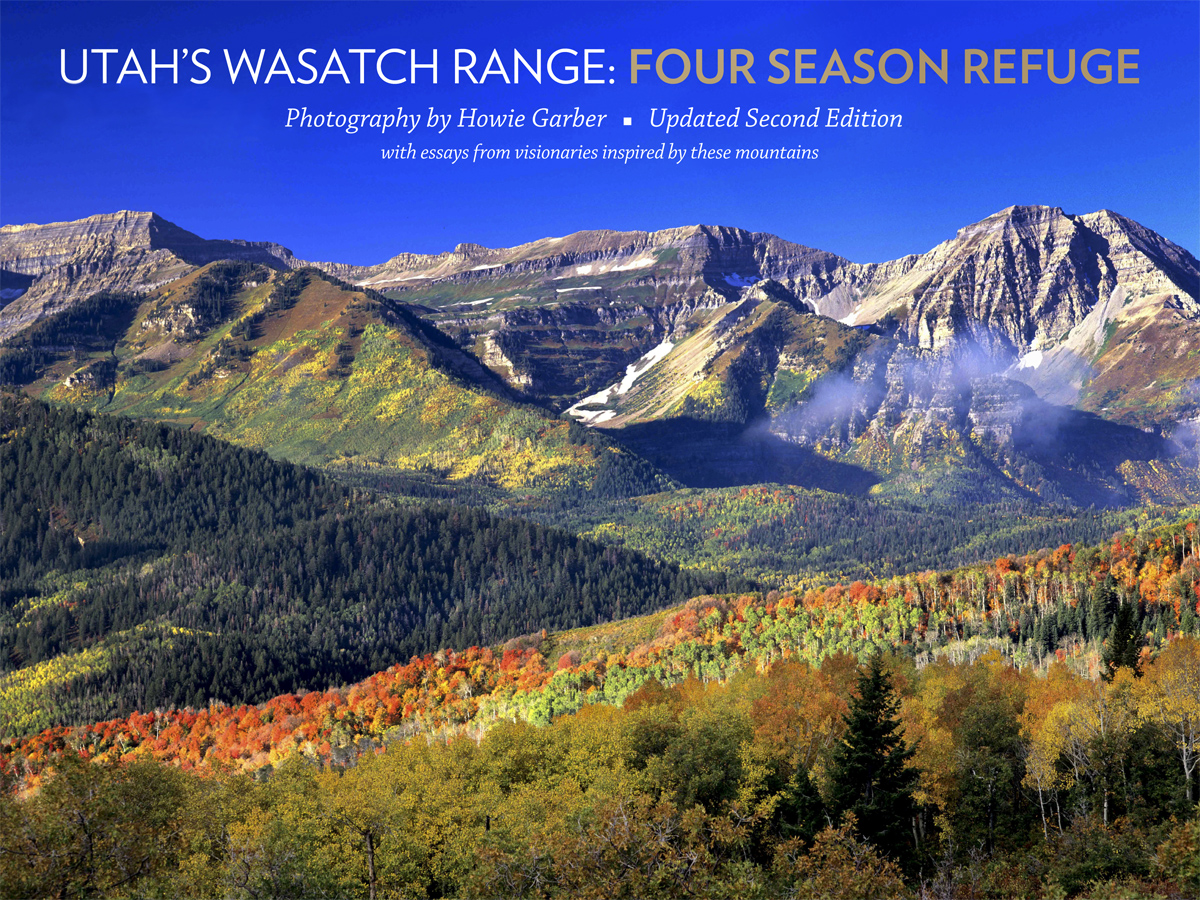 Utah Wasatch Range Book Four Season Refuge Second Edition