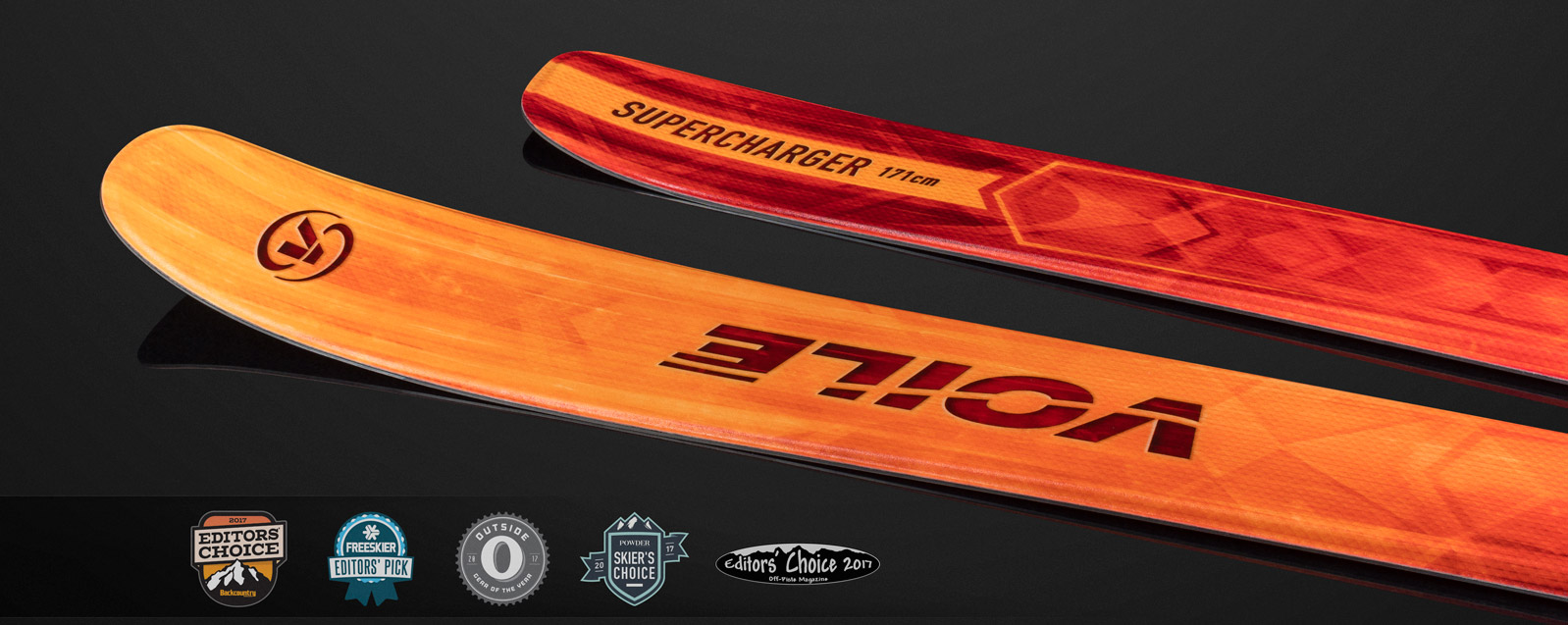 Voile SuperCharger Skis