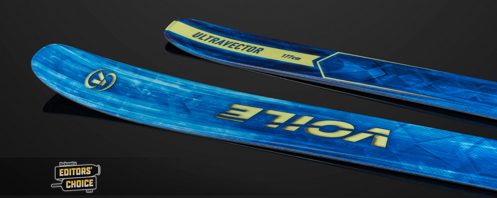 Voile UltraVector Skis