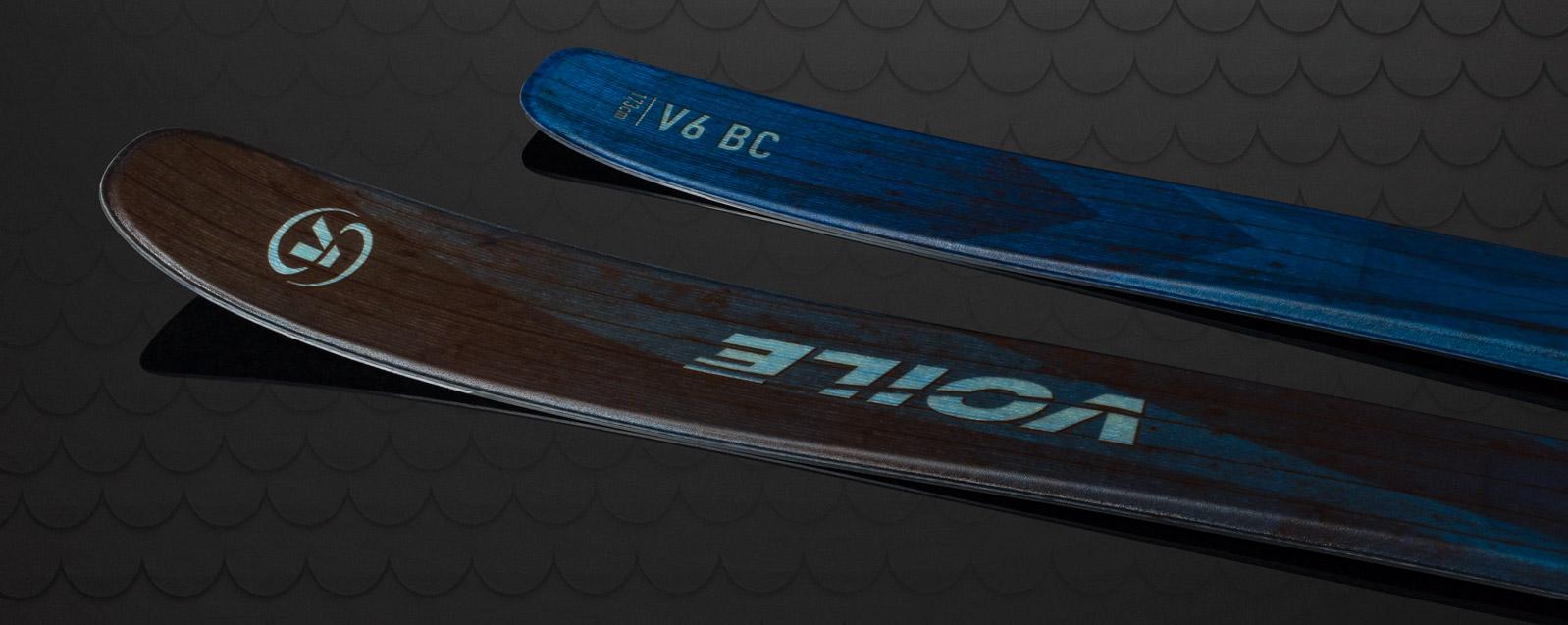 Voile V6 BC Skis