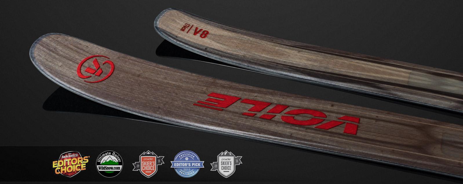 Voile V8 Skis