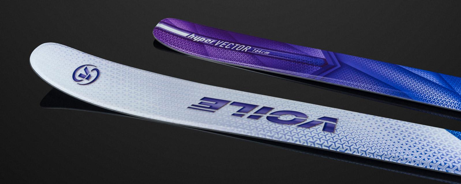 Voile Women's HyperVector Skis