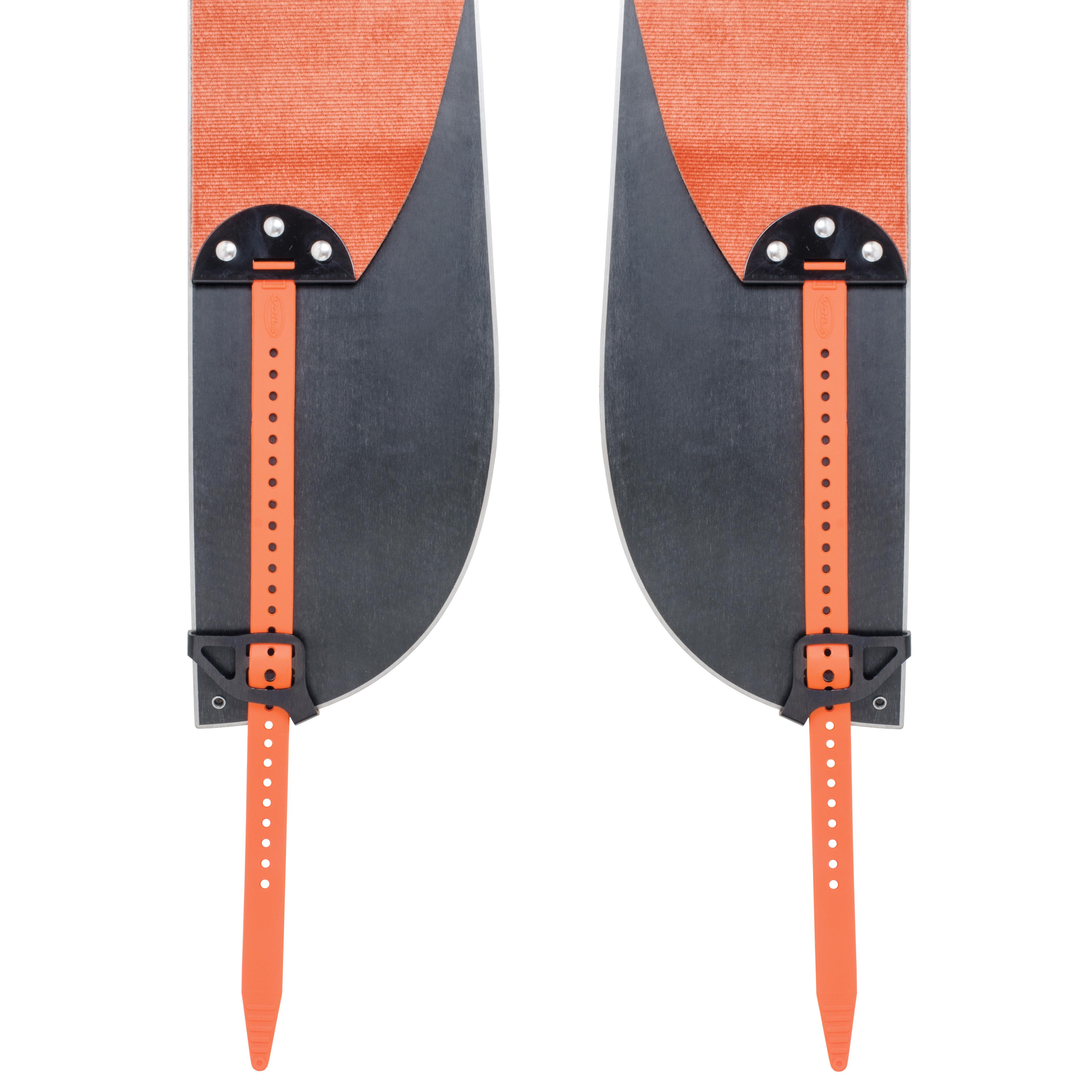 Voile Splitboard Skins Tail Clip Kit: Voile